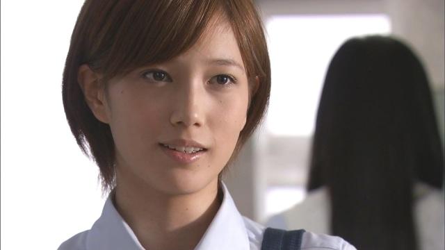 Tsubasa Honda dalam dolam Dorama GTO sebagai Reimi Kanzaki