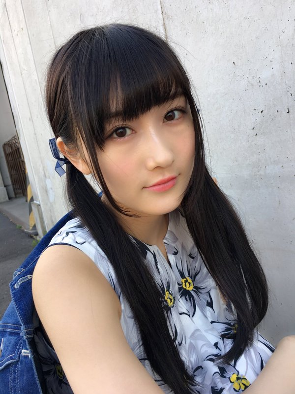 Regular Twintail, model Yagura Fuuko